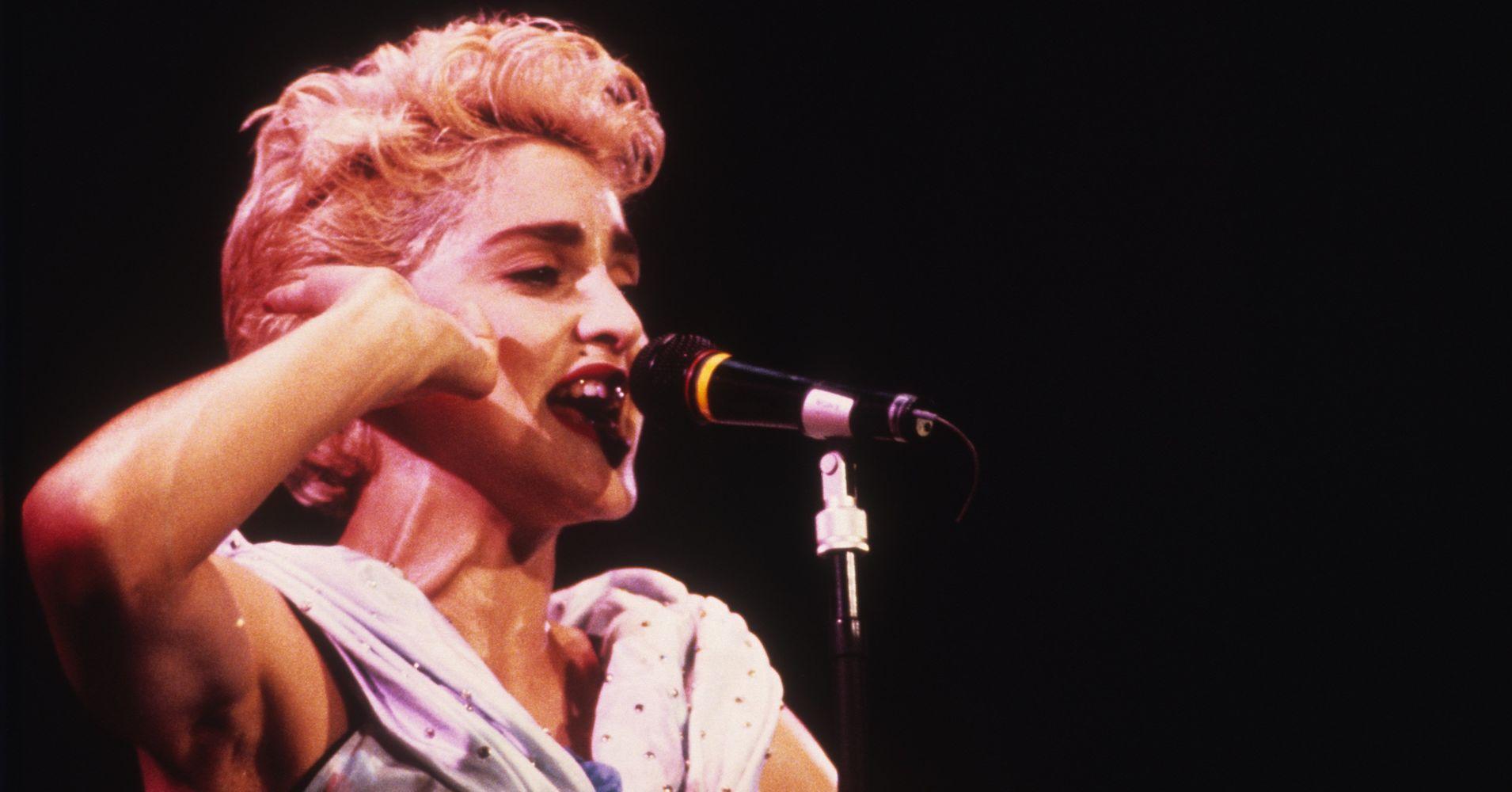 As The Rebel Heart Tour Kicks Off A Former Madonna Collaborator