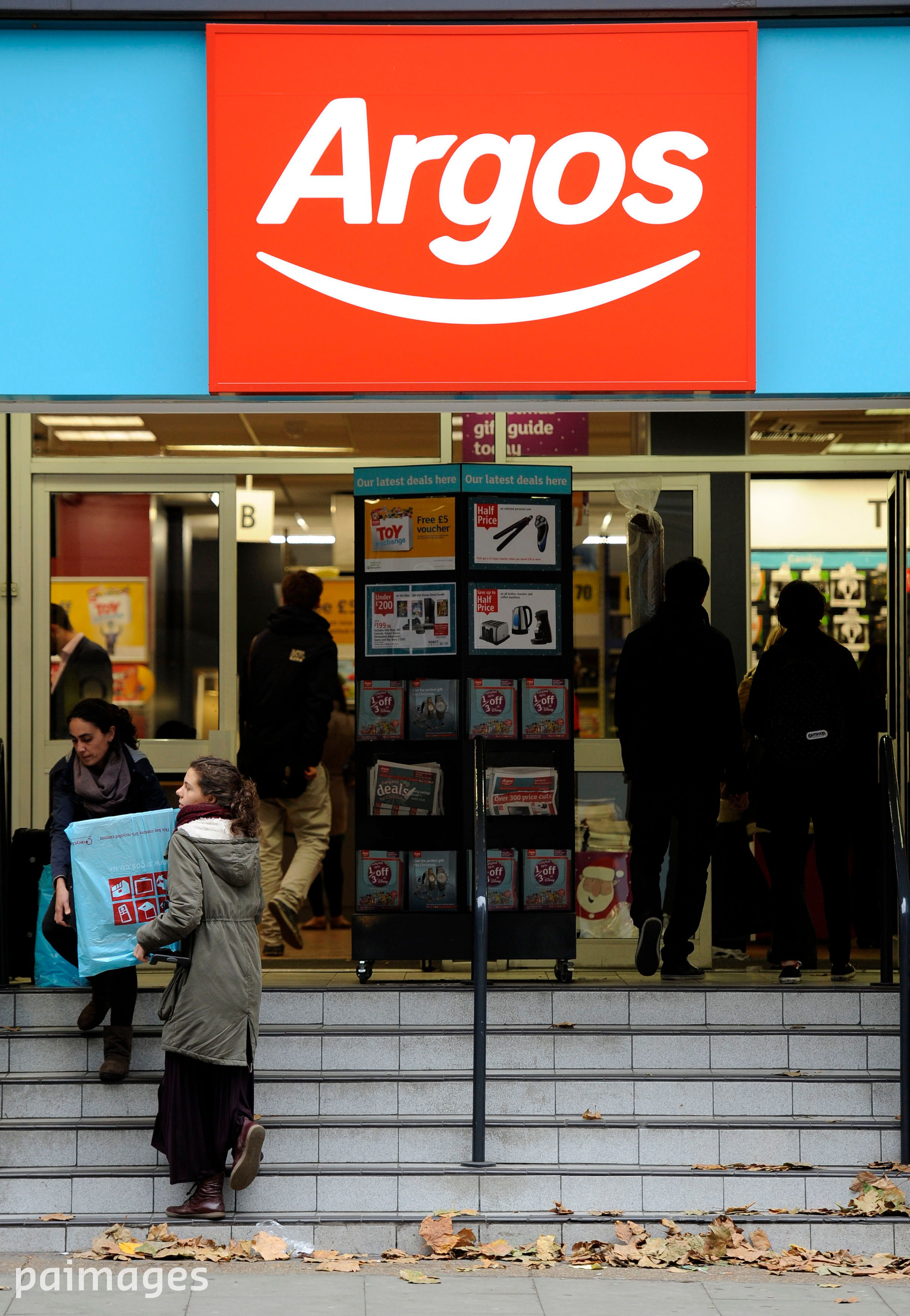 Argos Forced To Pay £1.4m In Wages To 12,000 Workers It