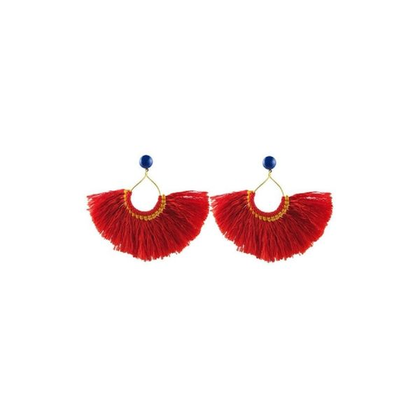 """Nothing like a bold red to stand out from the crowd. Shop the pair <a href=""""https://www.ahalife.com/product/149000056263/onyx"""