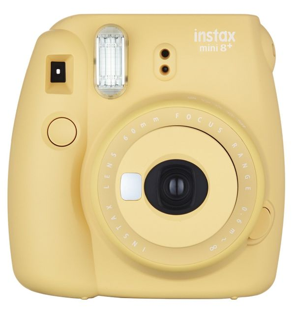 When their iPhone camera just won't do, shake things up for them with this instant film mini camera from Fujifilm. Shop it <a