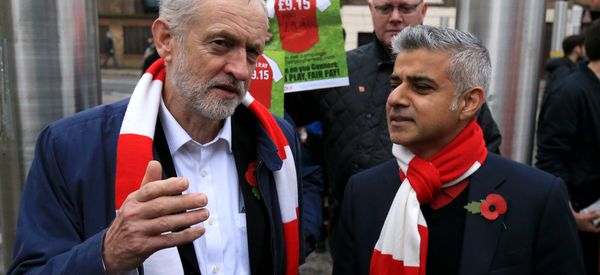 Khan And Burnham Facing Labour Conference Axe