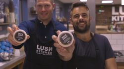 How Are Lush's Jelly Face Masks Really Made? We Went To The Factory To Find Out