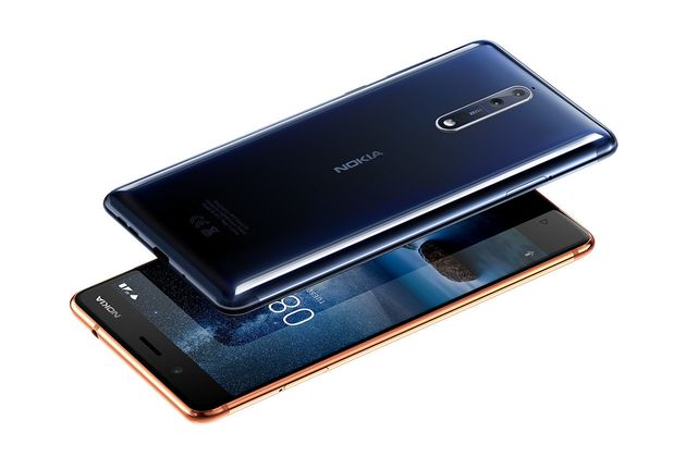 Nokia 8 Flagship Android Smartphone Unveiled With 'Bothie'