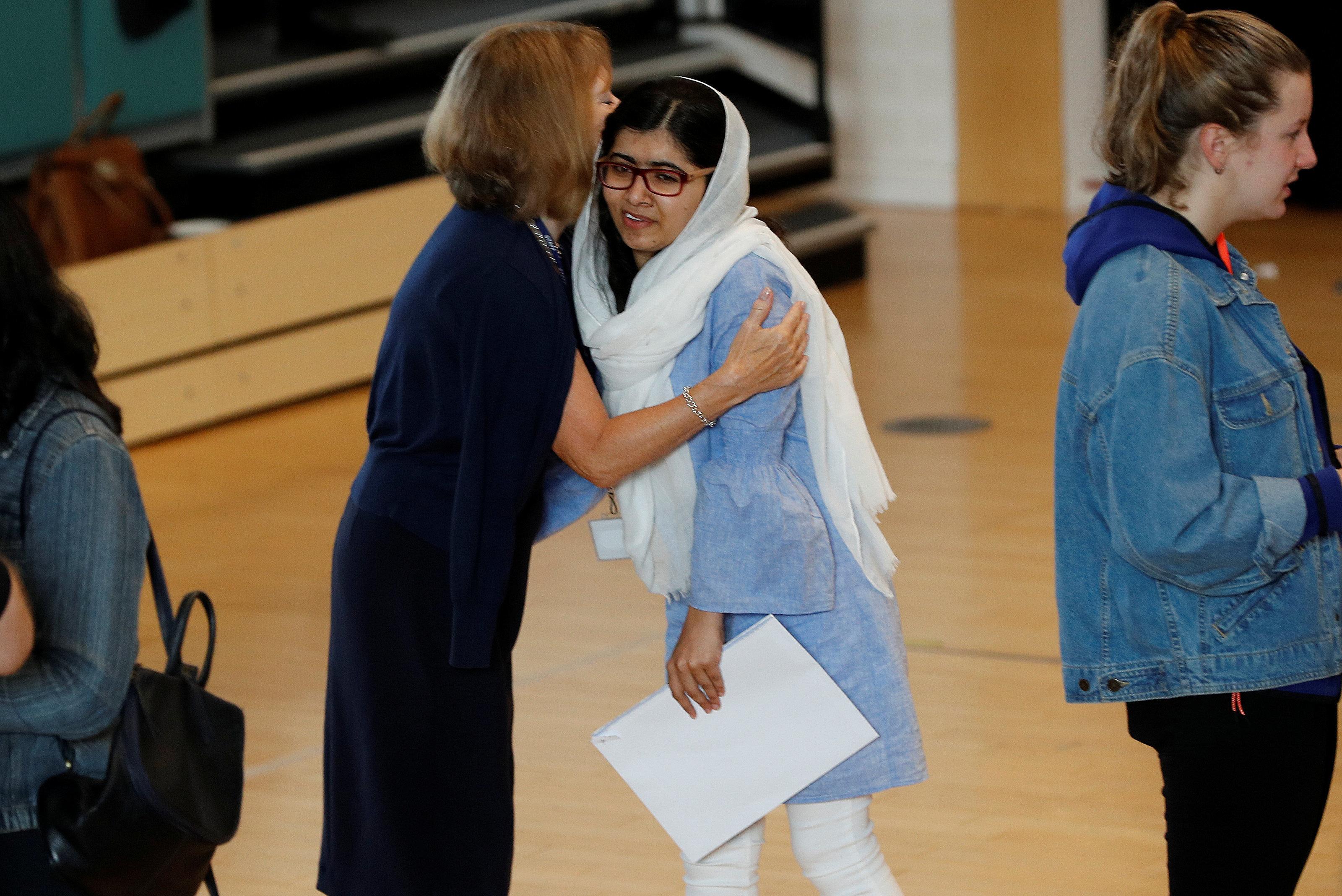 Malala Yousafzai secures place at Oxford University