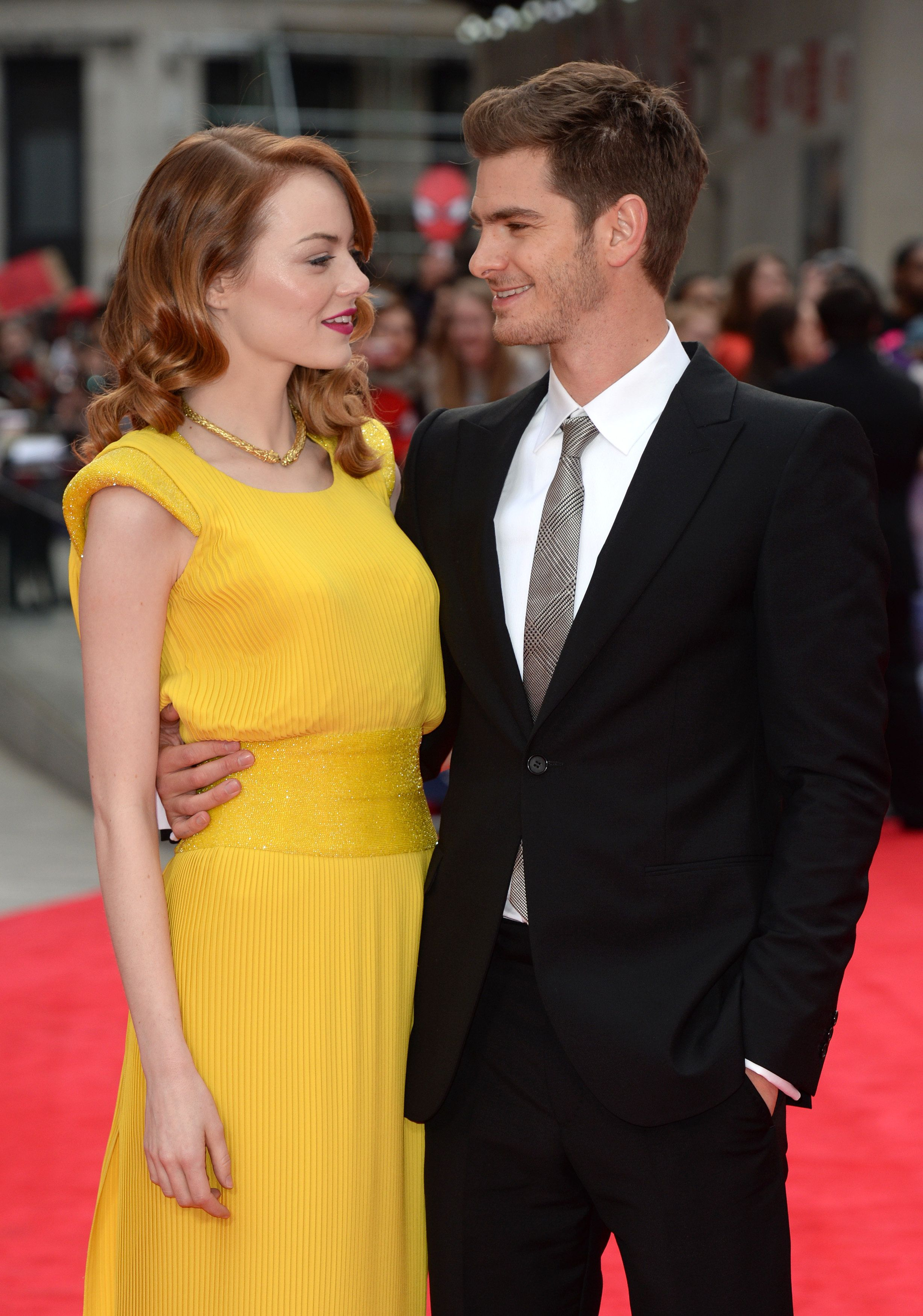 Emma Stone And Andrew Garfield 'Growing Close' Once