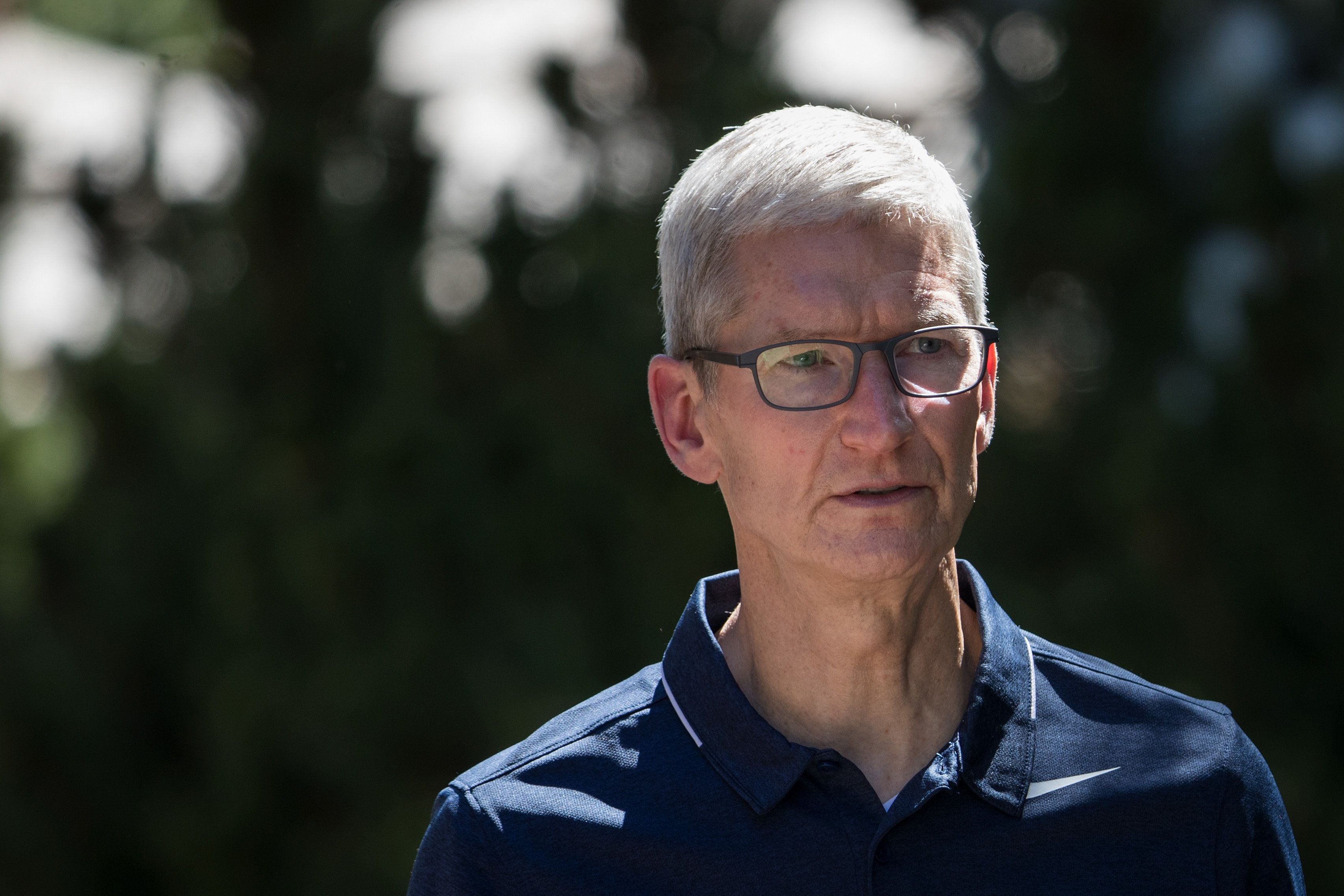 Tim Cook Has Some Pretty Strong Words For Donald Trump Over