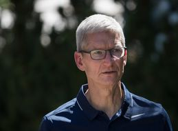 Tim Cook Has Some Pretty Strong Words For Donald Trump Over Charlottesville