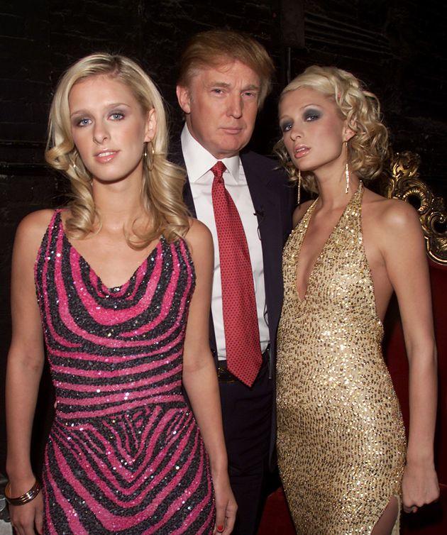 Paris Hilton Apologizes For Comments Defending Donald