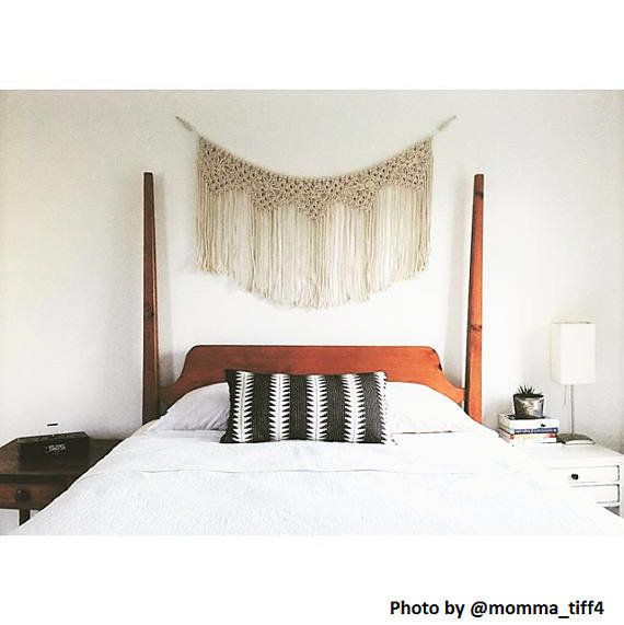 14 over the bed wall decor ideas huffpost life - Over the bed wall decor ideas ...