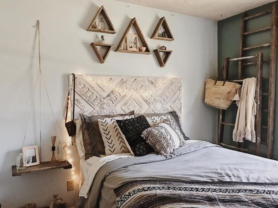 48 OverTheBed Wall Decor Ideas HuffPost Life Unique How To Decorate Bedroom Walls