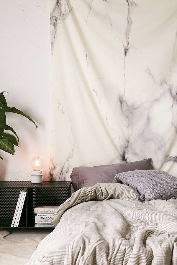 """Add some color and texture to a room <a href=""""http://www.huffingtonpost.com/entry/how-to-add-color-to-a-room-without-paint_us"""