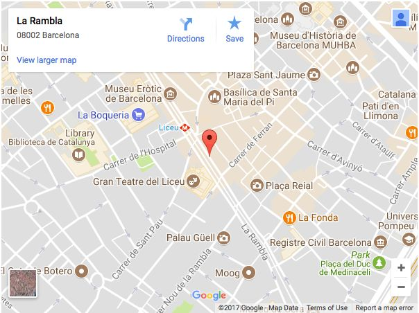 At least 13 dead as van rams into crowd in Barcelona