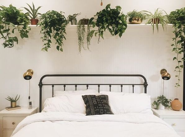 14 over the bed wall decor ideas huffpost - Over the bed art ...