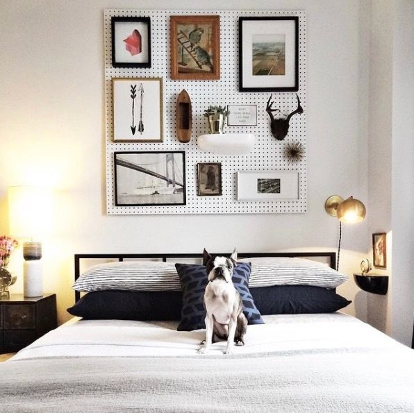 14 Over-The-Bed Wall Decor Ideas   HuffPost