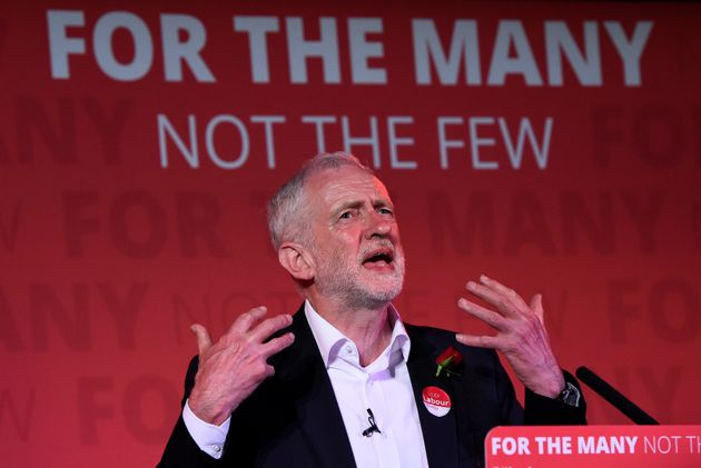 Corbyn has distanced himself from the idea of women-only