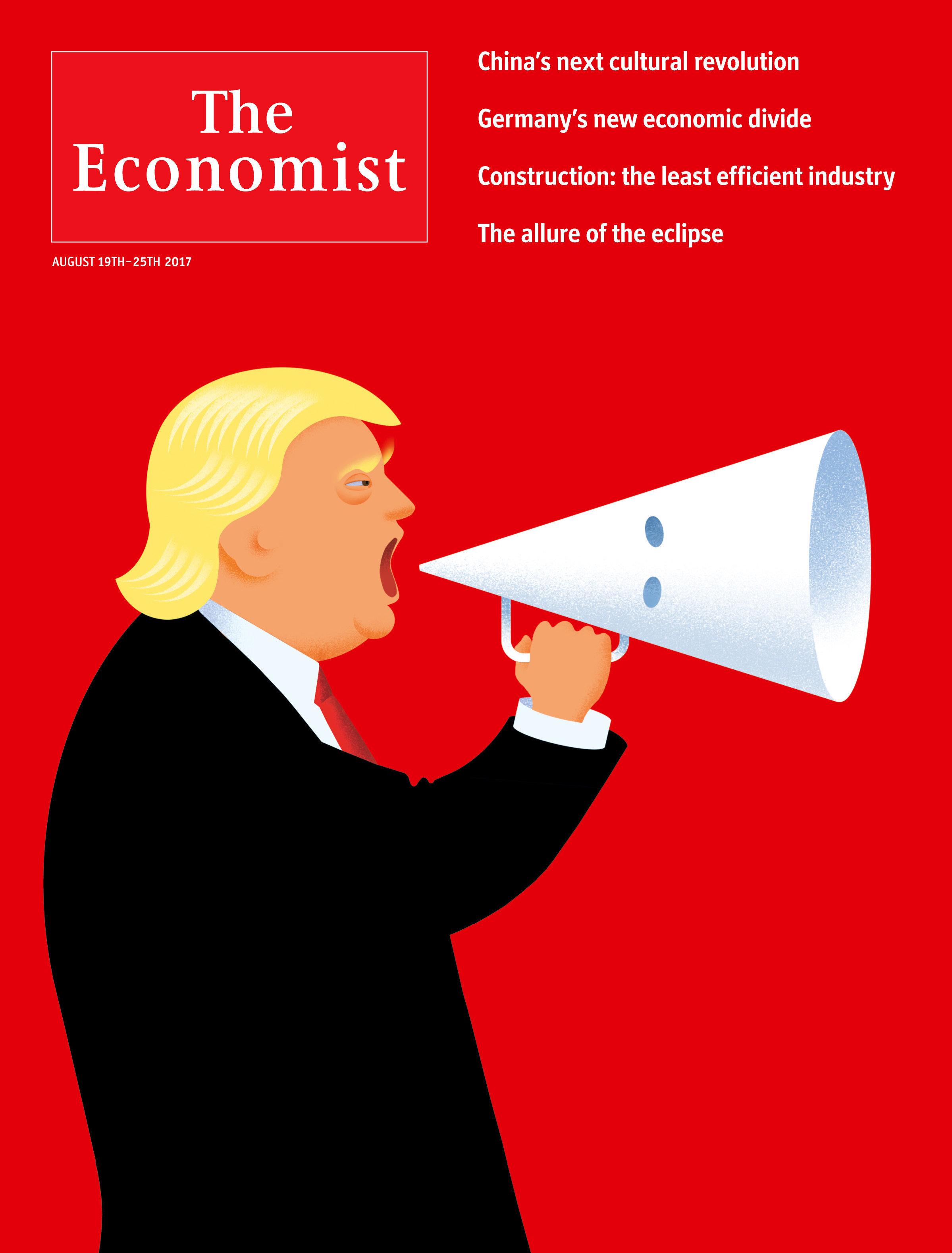 Artist Jon Berkeley Explains His Stunning, KKK-Tinged Economist ...