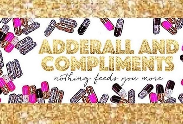 adderall and compliments annabelle