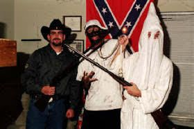 White Auburn University students at a Halloween party in Black-face mimicking the worst of America's history as fun.