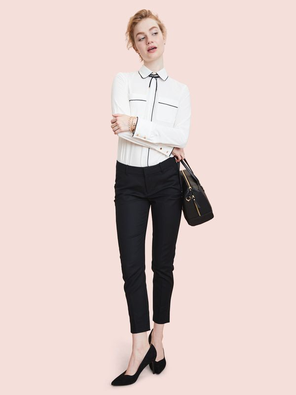 Crepe blouse, $19.99