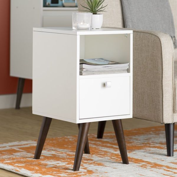 Wayfair All Modern: 17 Cheap Nightstands That Look Expensive