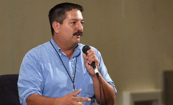 Democratic challenger Randy Bryce has made an issue of Ryan's accessibility to his constituents.