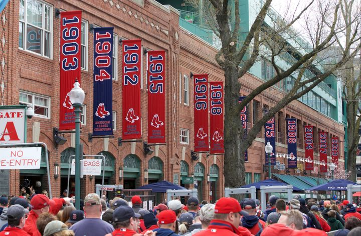 Yawkey Way, the famous street outside Boston's Fenway Park, could soon have a new name.