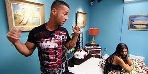 """<p>Mike """"The Situation"""" goes off on Annabelle for not wanting to sleep with him on MTV's <em>Jersey Shore</em></p>"""