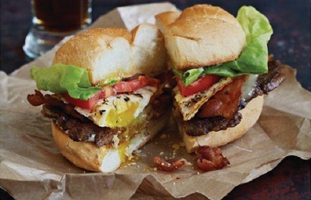 Uruguay's Chivito sandwich