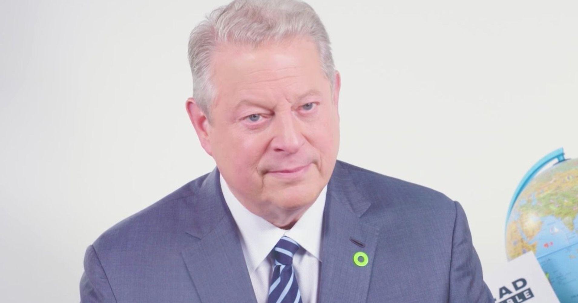 Al Gore Calls On Donald Trump To Resign