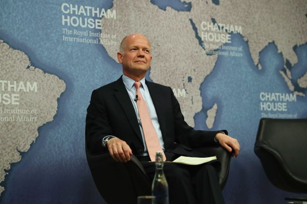 William Hague Urges 'Liberal Approach' To Immigration After