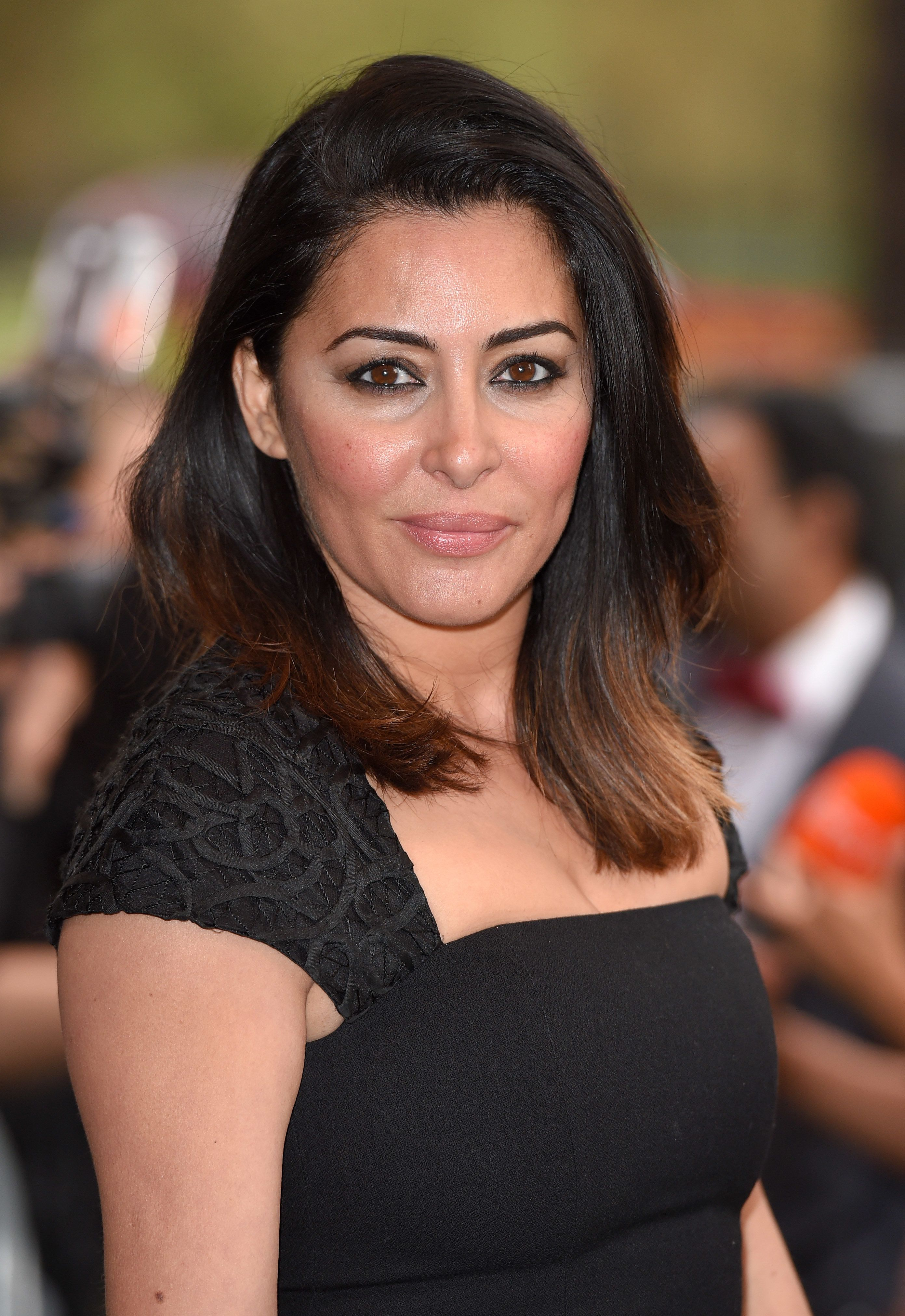 'Holby City' And Former 'Strictly' Star Laila Rouass 'Caught Up' In Barcelona