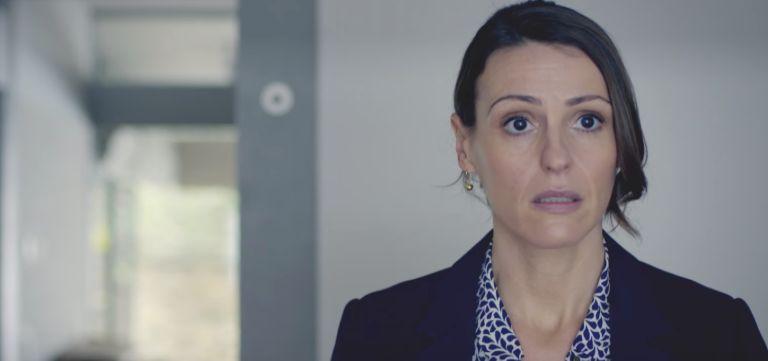 Suranne Jones in the 'Doctor Foster'