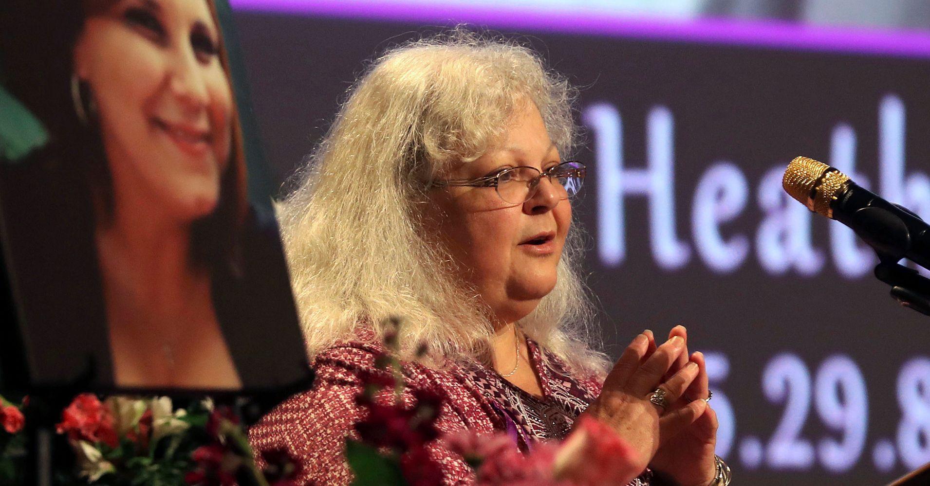 Susan Bro, Heather Heyer's Mom, Won't Speak To Donald Trump