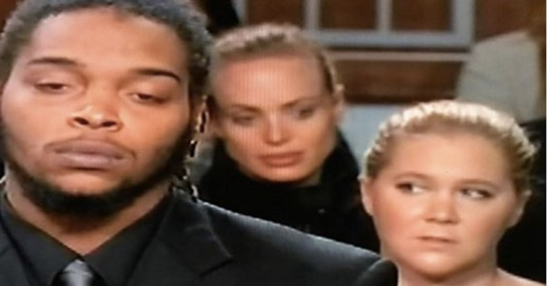 Bless Amy Schumer And Her Hilarious Side-Eye On 'Judge Judy'