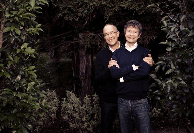 "David Crane and Jeffrey Klarik are the creators and showrunners of ""Episodes""."