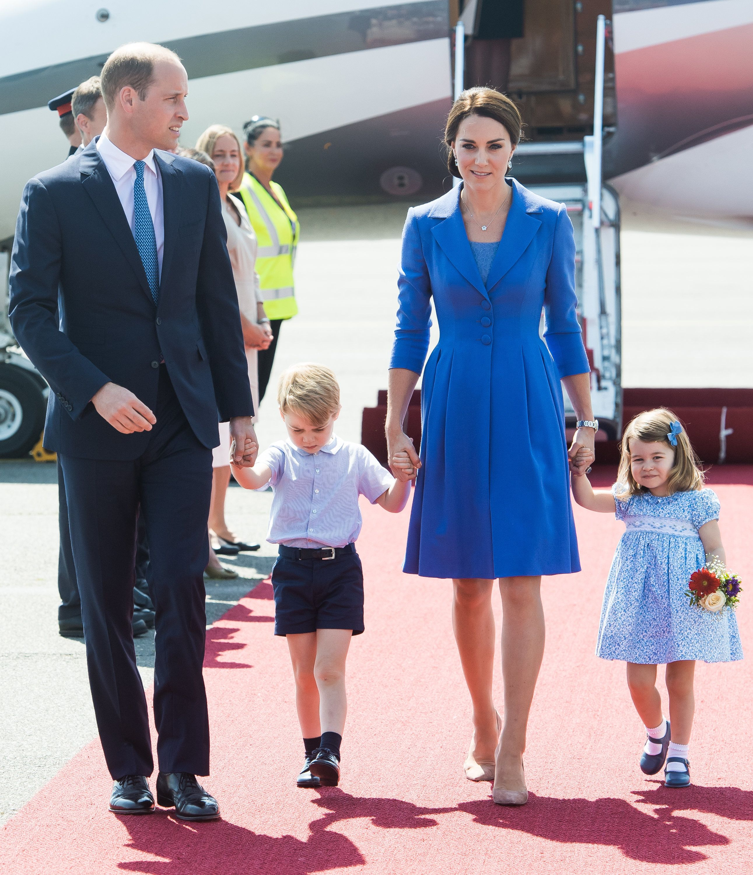 Prince William Broke Seriously Important Protocol On A Recent