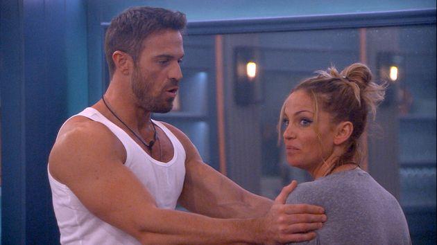 Chad takes Sarah