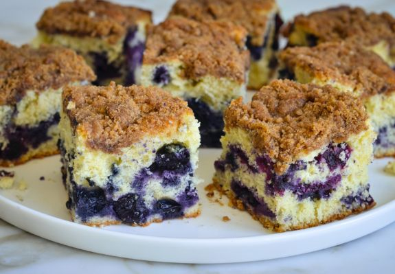 Blueberry Crumb Cake Pillsbury