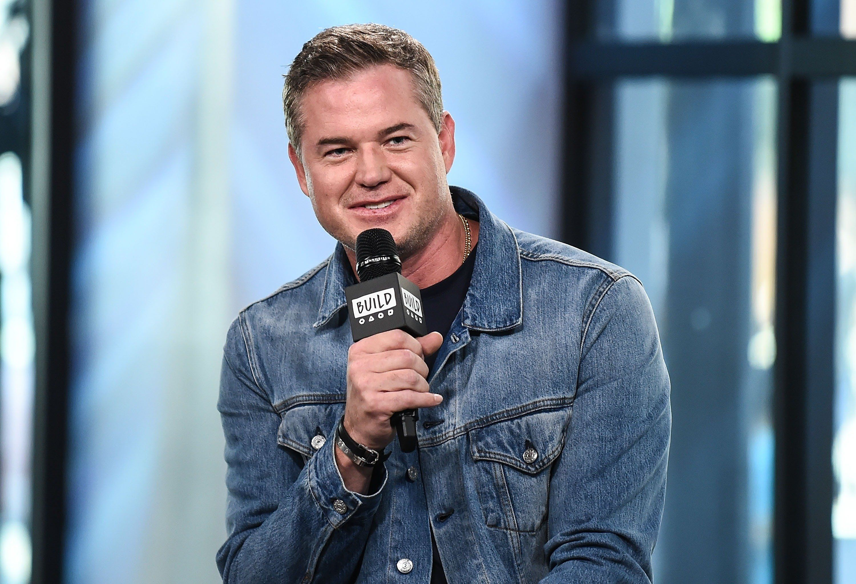 NEW YORK, NY - AUGUST 01:  Eric Dane attends the Build Series to discuss his show 'The Last Ship' at Build Studio on August 1, 2017 in New York City.  (Photo by Daniel Zuchnik/WireImage)
