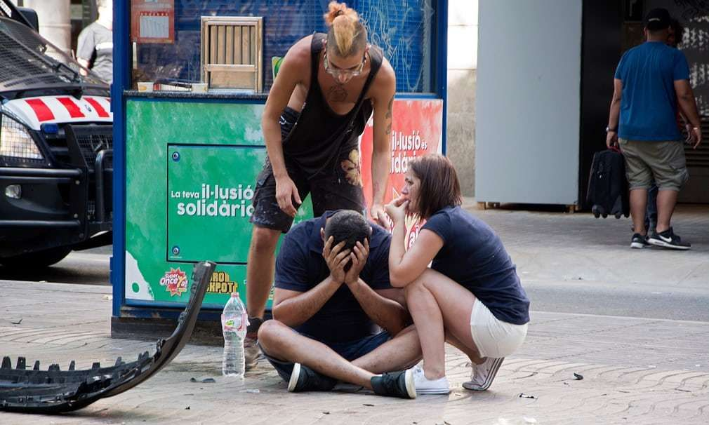 Barcelona Terror Attack Kills 13, 100 Injured