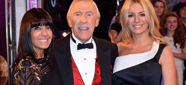 Strictly Come Dancing's Tess Daly And Claudia Winkleman Share Emotional Bruce Forsyth Tributes