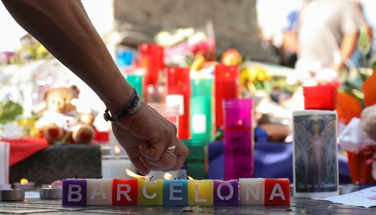 Barcelona Shows Its Own Unique Brand Of Defiance In The Face Of