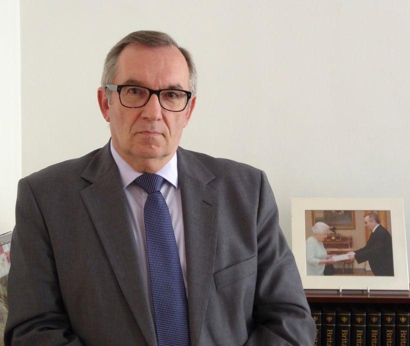 AmbassadorDr Ivan Grdešić