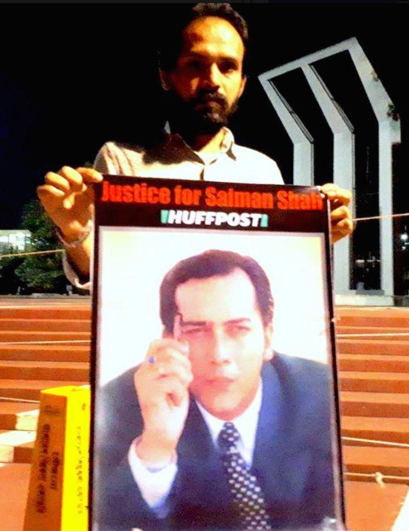 "As a boy,  <a rel=""nofollow"" href=""http://www.poriborton.com/dhallywood/66450"" target=""_blank"">Masud Rana Nakib </a>(মাসুদ রা"