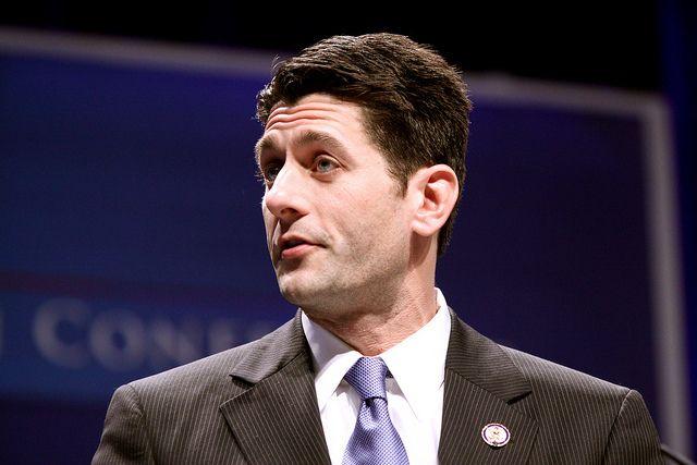 Congressman Paul Ryan of Wisconsin speaking at CPAC 2011 in Washington, D.C.