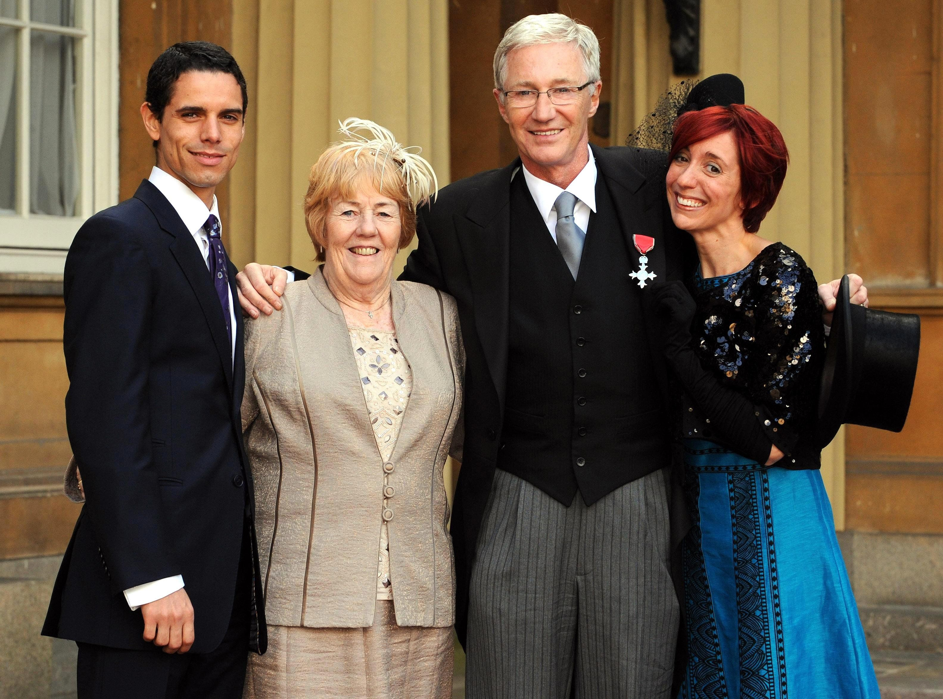 Paul O'Grady Marries His Ballet Dancer Boyfriend In Secret Ceremony