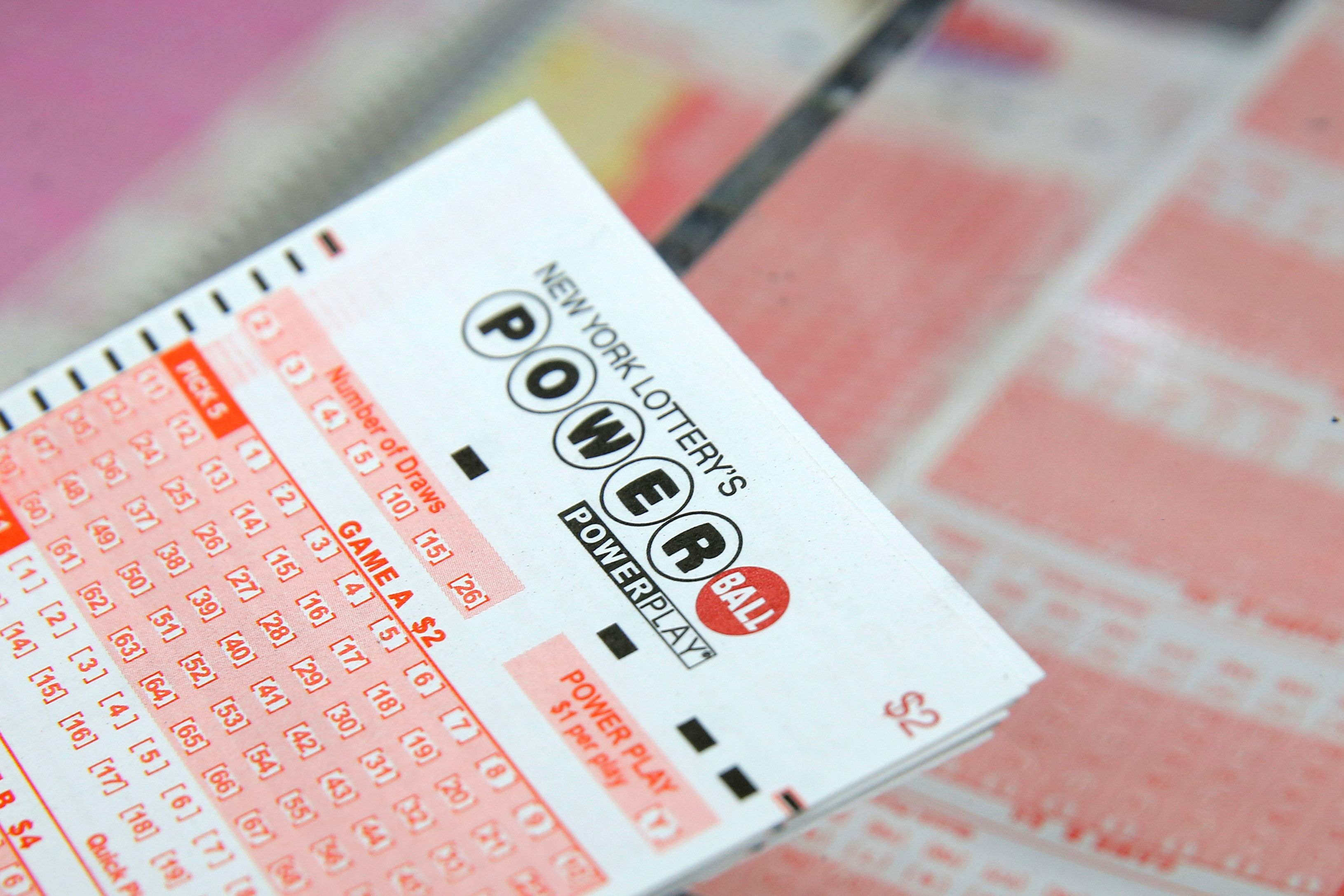 Powerball's next drawing will be on Wednesday.
