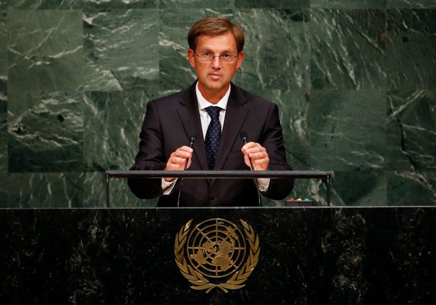 Prime Minister of Slovenia Miro Cerar has said the UK can't hope to begin trade talks with the EU by