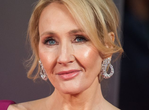 JK Rowling Defends New Author After Mansplainer Says She Didn't Technically Write A