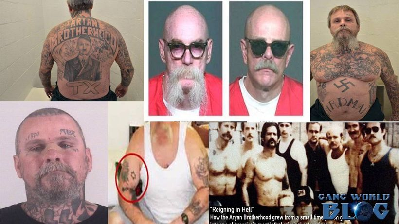 Aryan Brotherhood Prison Gang HIstory (San Quentin California)